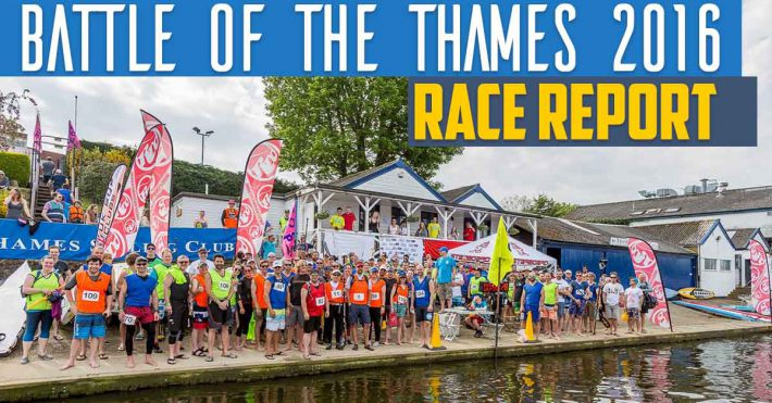 Battle of the Thames 2016 – Race Report
