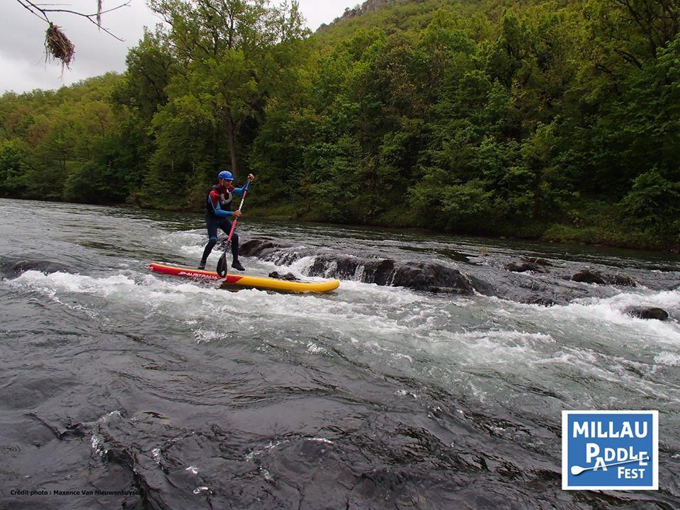 millau paddle fest 2016 whitewater