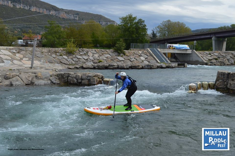 millau paddle fest 2016 whitewater river sup