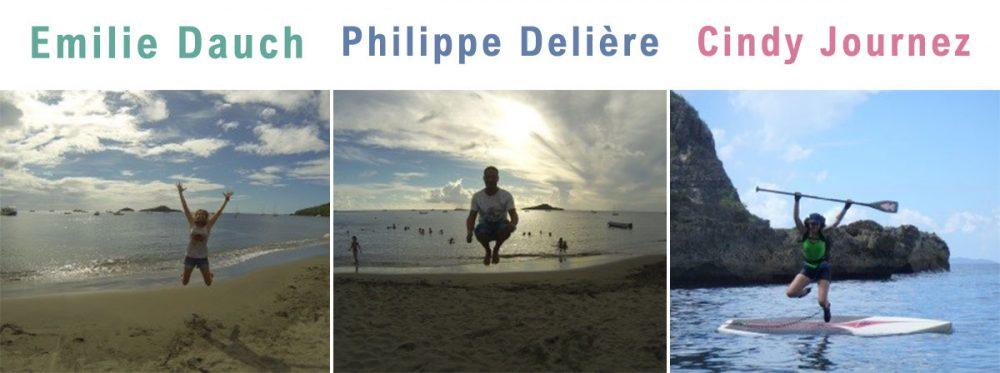 emilie dauch philippe deliere cindy journez