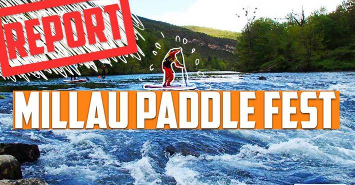 Report Millau Paddle Fest 2016