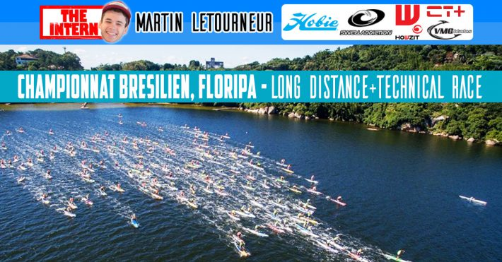 Brazilian Championship Étape 1 à Floripa – Long Distance et Technical Race