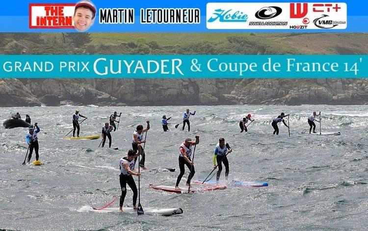 Grand Prix Guyader 2016, Douarnenez
