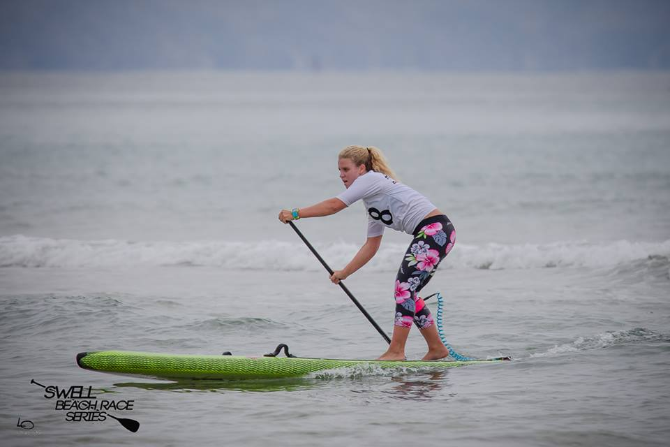 lexi alston swell beach race series 2016