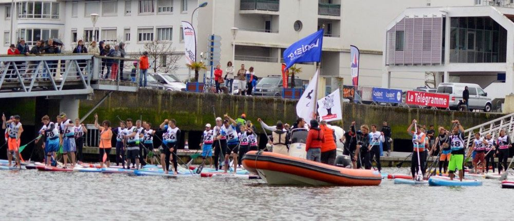 lorient stand up paddle event
