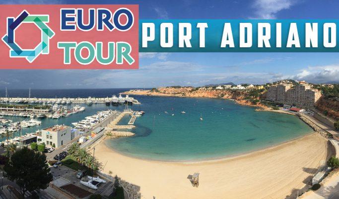 EuroTour Stop 2 – Port Adriano