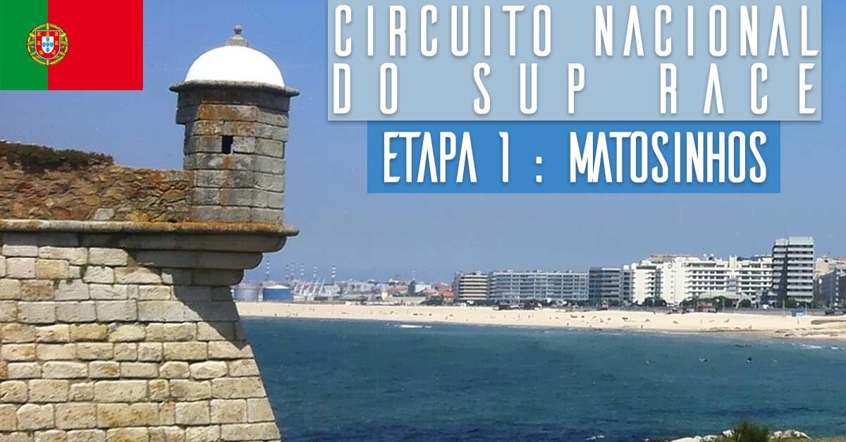 1ª Etapa Do Circuito Nacional de SUP Race Portuguese