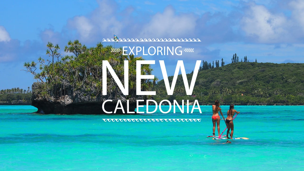 Stand Up Paddle in New Caledonia