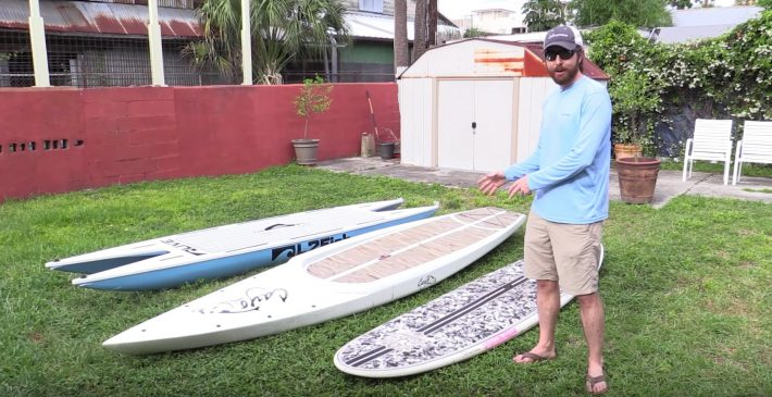 How to Choose The Best Stand Up Paddle Board for Fishing?