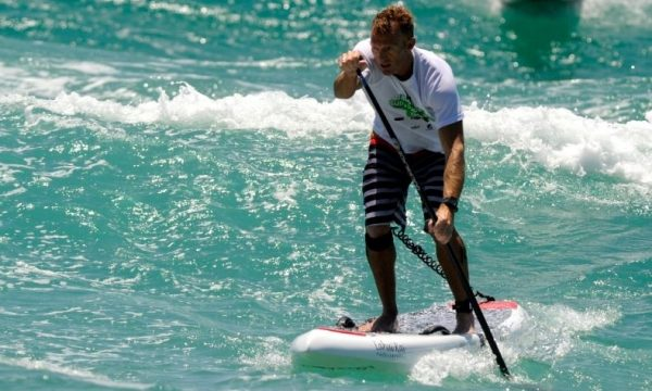 knee stand up paddle