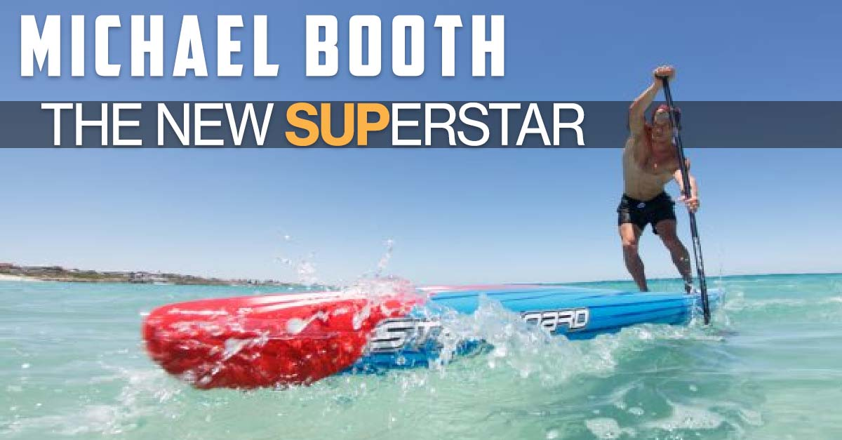 Michael Booth – From Dark Horse to SUPerstar
