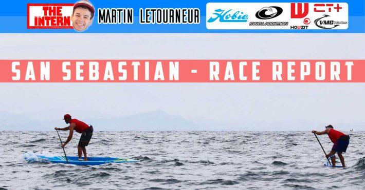 EURO TOUR – San Sebastian Race Report by Martin Letourneur
