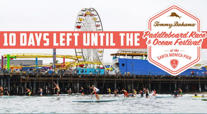 The Santa Monica Pier Paddle: Race Preview with Riviera Team Rider Brennan Rose