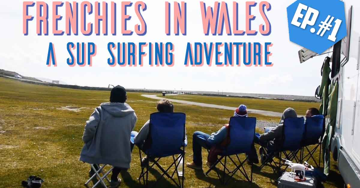 Frenchies in Wales – Episode 1