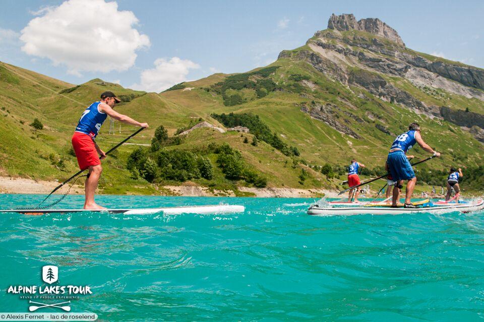 Lac de Roselend :  the WILD Race, la plus sauvage des courses !