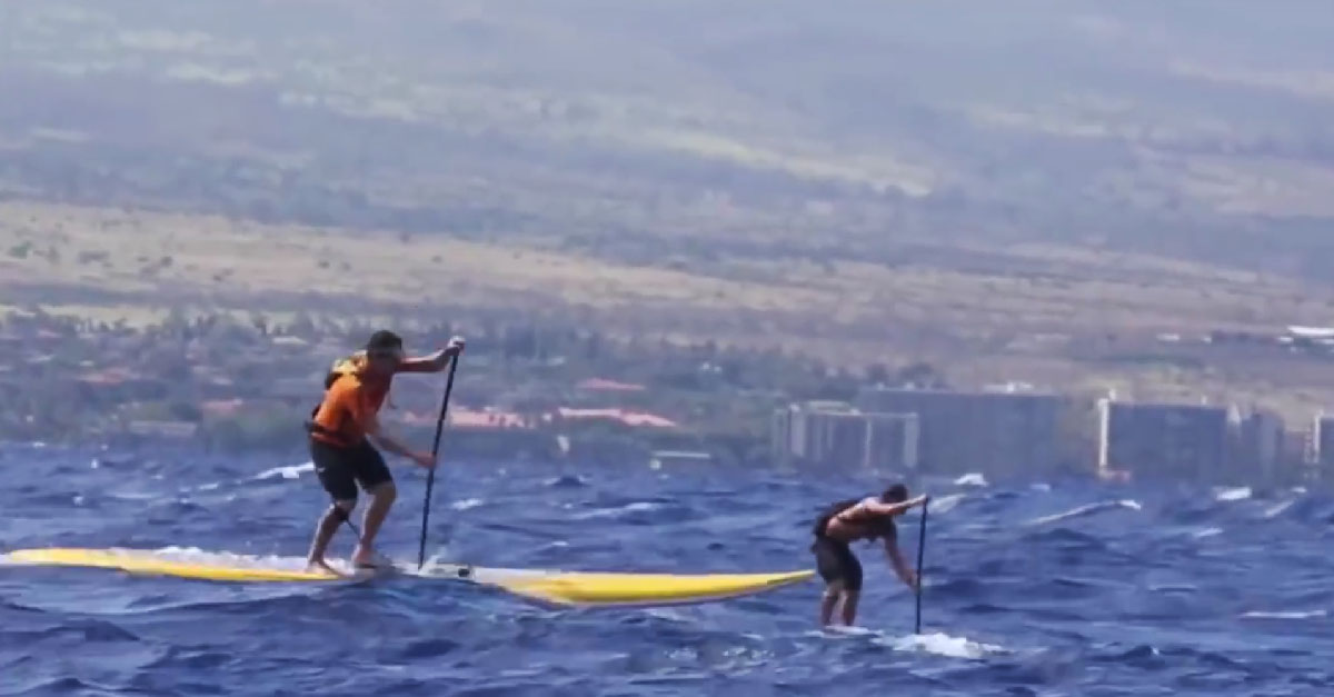 Highlight Video: Maui 2 Molokai (Full Results included)