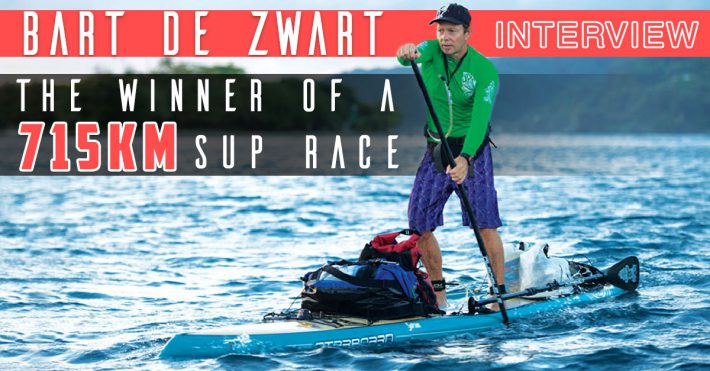 INTERVIEW: Bart De Zwart, winner of the Yukon River Quest