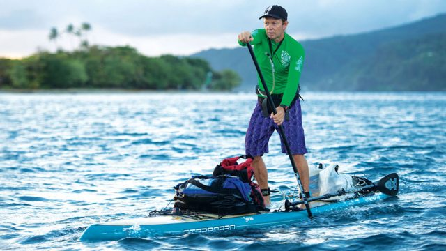 bart paddle quest 2016 interview