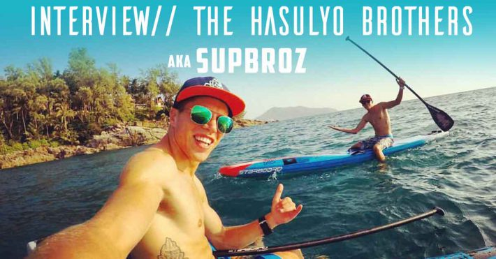 INTERVIEW: SUPBroz, the story of two Stand Up Brothers