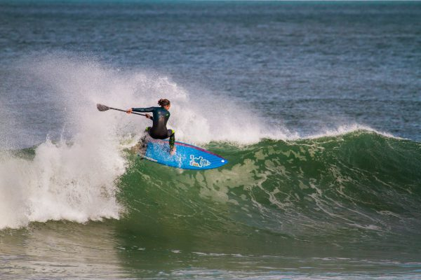 Shakira Westdorp dominating the waves in Australia
