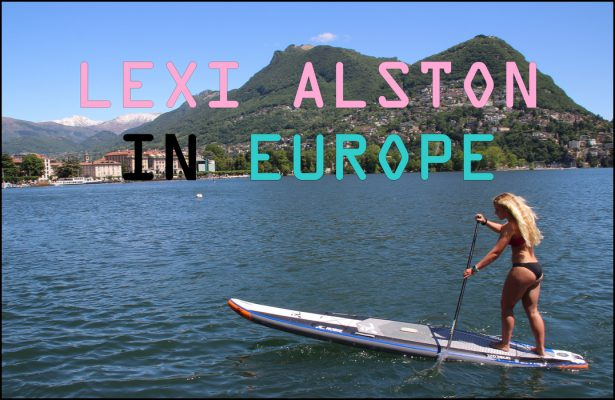Lexi Alston in Europe : the Journey of a 14 years old paddler
