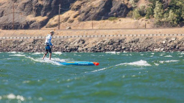 Connor Baxter Naish Columbia Gorge Paddle Challenge 2016