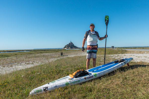 Le Tour du Cotentin avec Rémi Belan