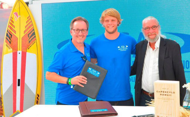 The host for the ISA World Stand Up Paddle and Paddleboard Championship 2017 is… Denmark !