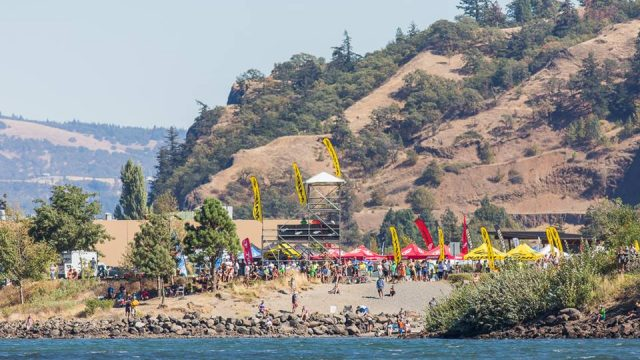 Naish Columbia Gorge Paddle Challenge 2016 (1)