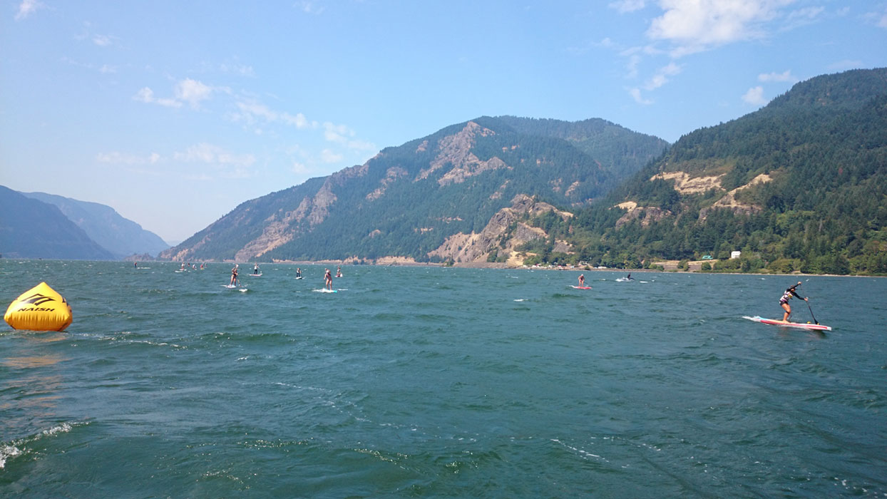 Naish Columbia Gorge Paddle Challenge 2016