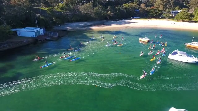 Balmoral SUP-X Series 2016 First Round : Video Resume