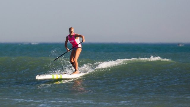 candice appleby sup race