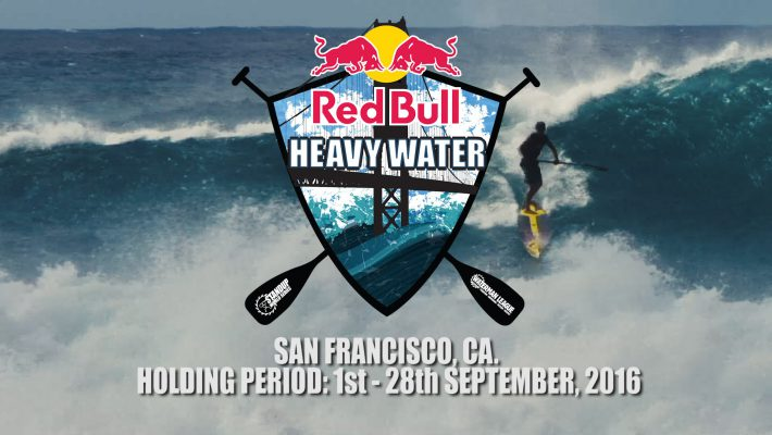 Red Bull Heavy Water – San Francisco Is Getting ready