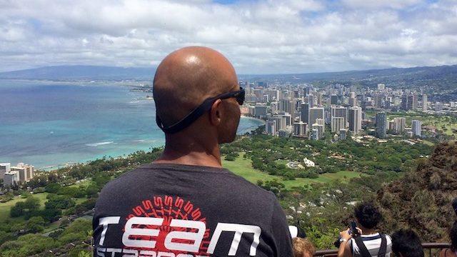 romuald mamadou à Hawaii