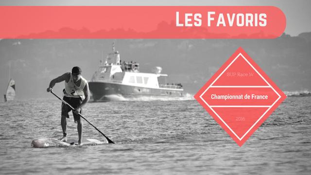 Championnat de France 14′ 2016 à Crozon: Les Favoris
