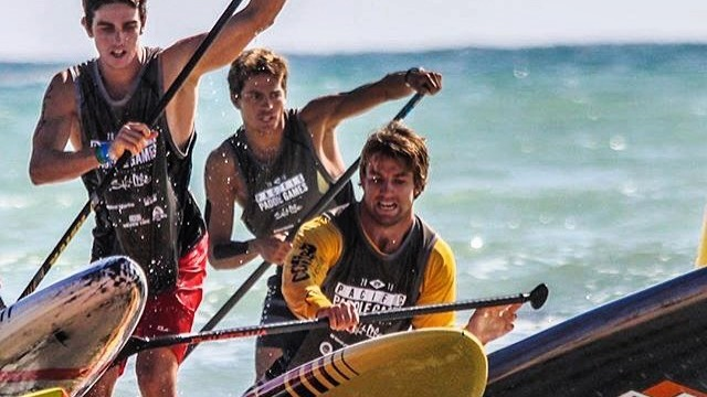 James Casey: My Pacific Paddle Games 2016