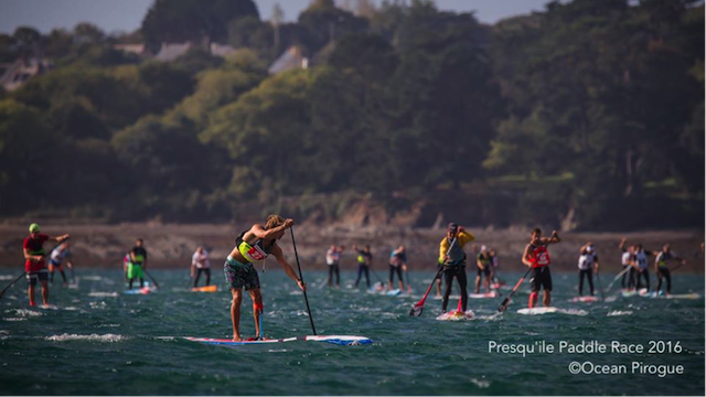 CDF SUP Race 14' 2016