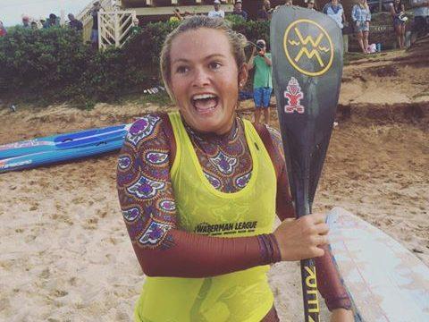 Fiona Wylde SUWS Champion