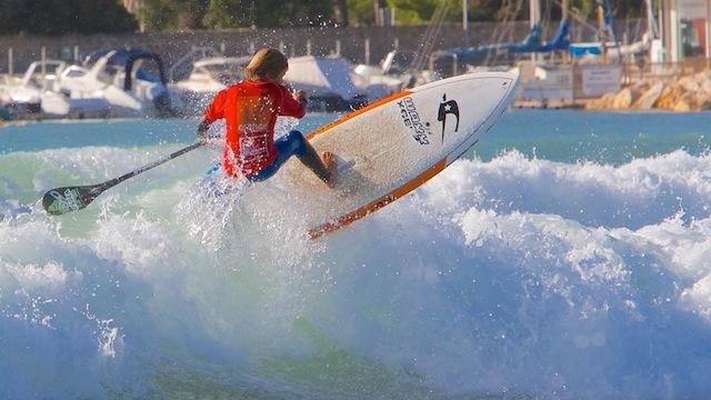 Jules Langlois SUP Surf