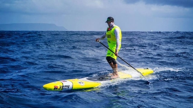3 Bay Five Set to Conquer the 24hr Distance Paddling World Record!