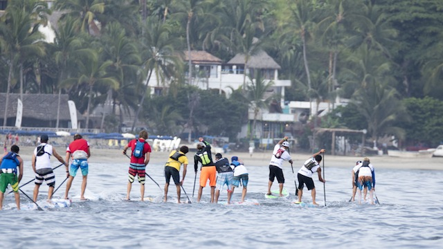 Rewatch and Results! ISA World SUP Championship in Fiji – Technical Race