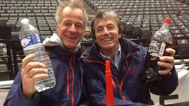 Alain Pichavant et Didier Lafitte