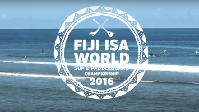 Michael Booth, New Long Distance ISA WORLD SUP Champion