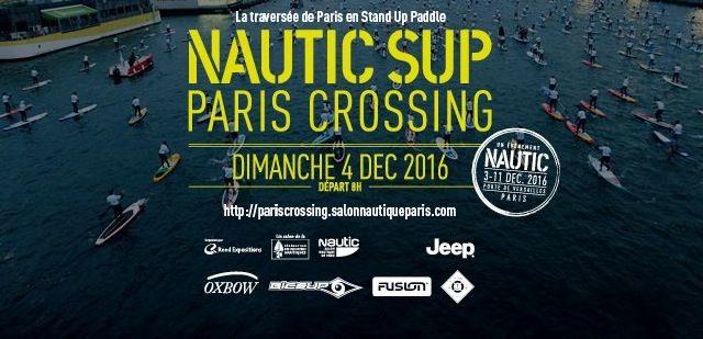 Nautic Sup Paris Crossing 2016