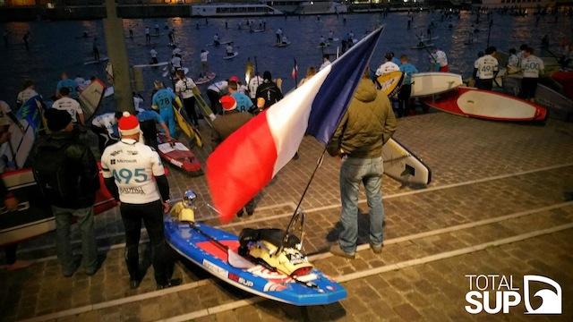 France SUP Nautic Crossing