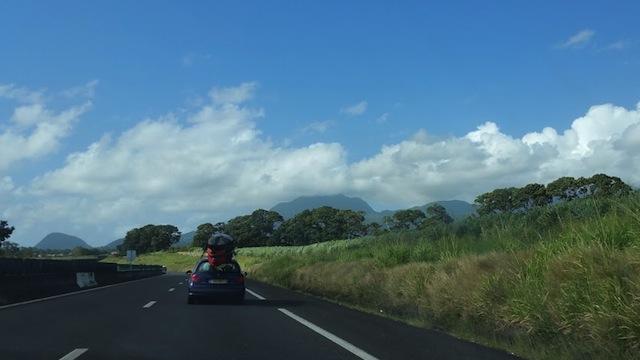 3 planches de SUP sur les routes de Guadeloupe