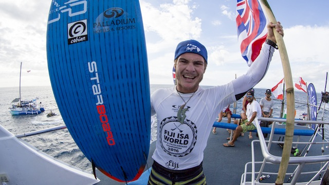 How Zane Schweitzer Won The World Title in Fiji by Josh Riccio