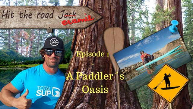 A Paddler's Oasis by Jeramie Vaine