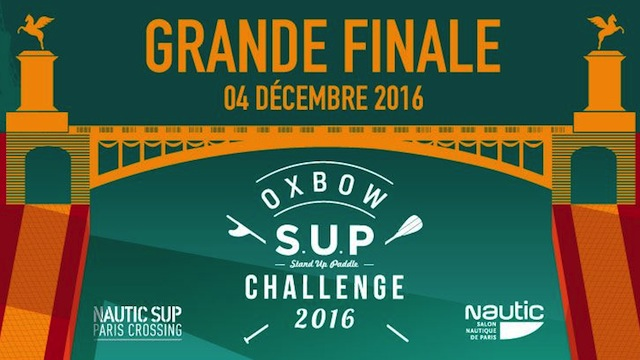 oxbow sup challenge 2016 paris