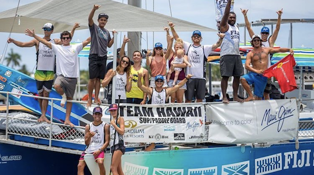 team sup hawaii